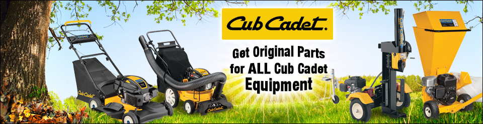 Cub Cadet Parts by Model – Cub Cadet Parts Distributor